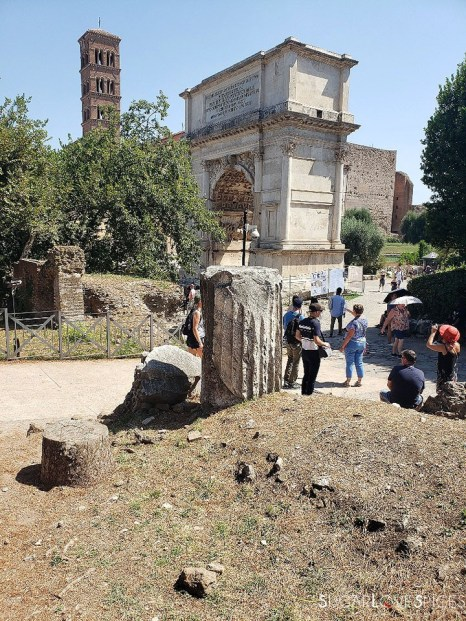 When in Rome, Roma Antica Tour16