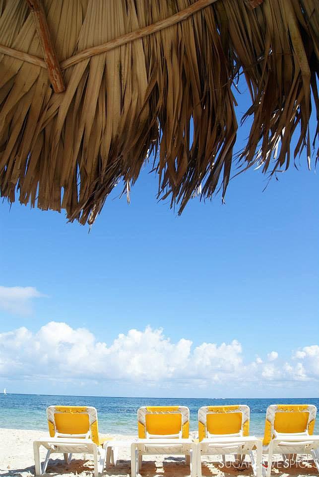 Montego Bay, the beach