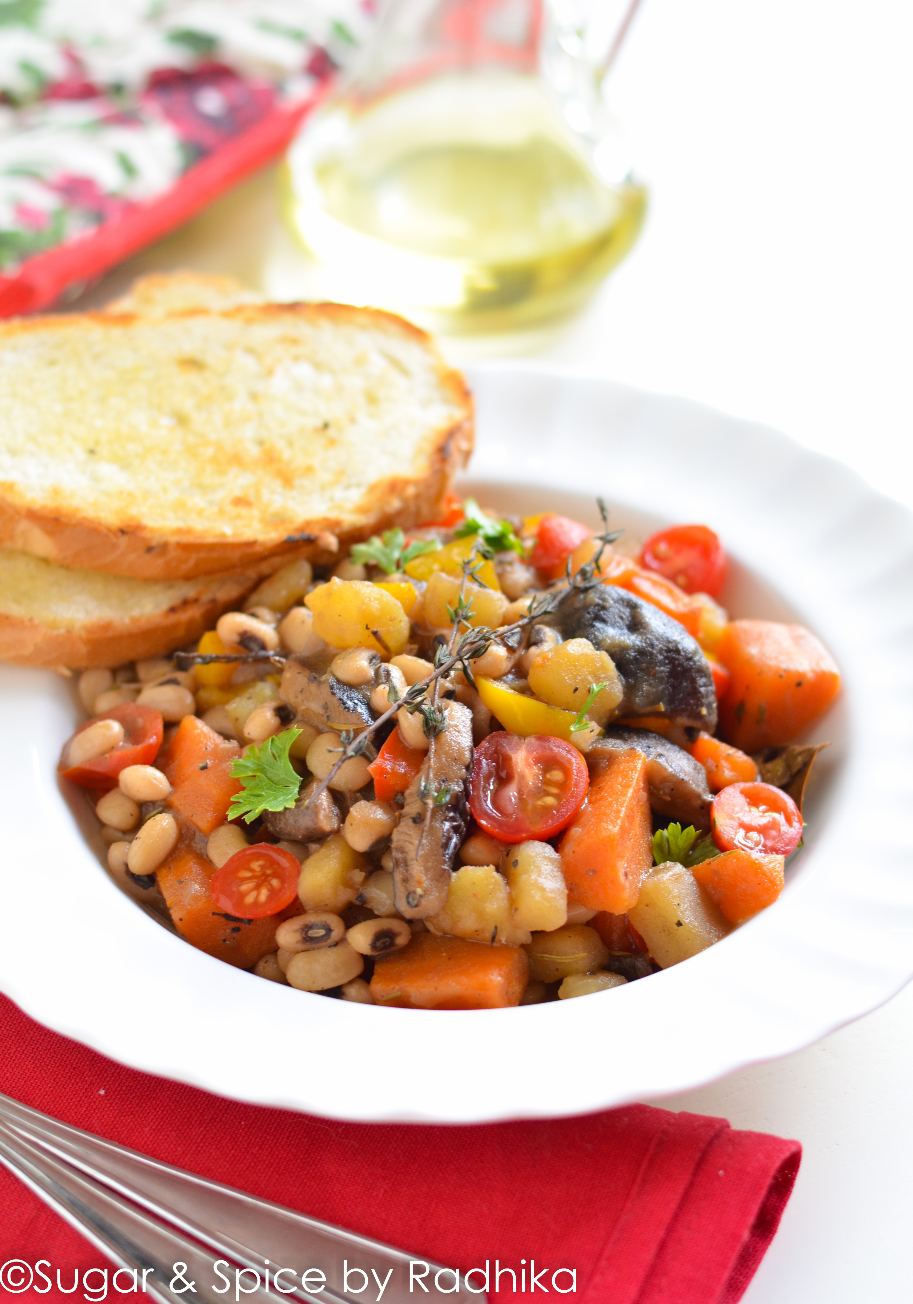French Vegetable Casserole