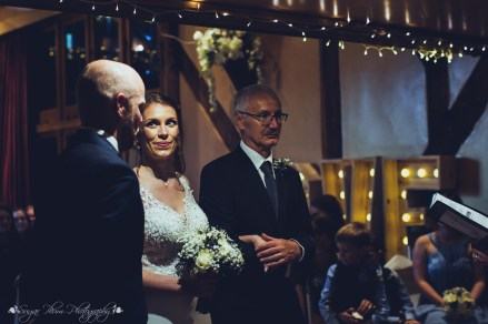 bride, groom, ceremony, the hundred house
