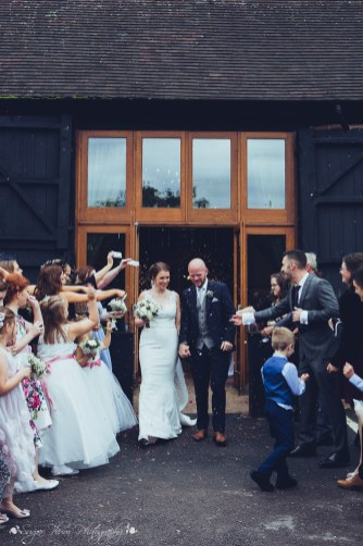 confetti shot, the hundred house