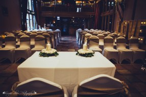 the hundred house, ceremony room, decor, wedding, wedding photographer
