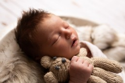 newborn baby photography session portraits