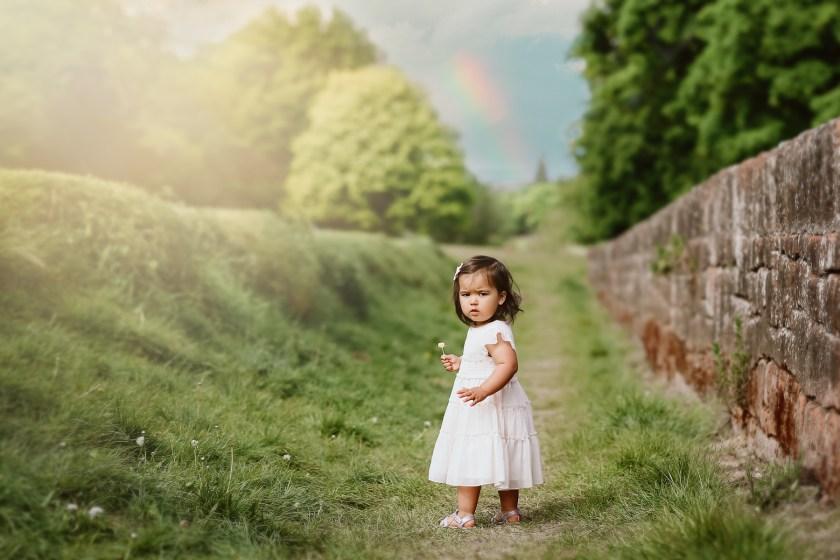 rainbow outdoor photography dudley himley hall