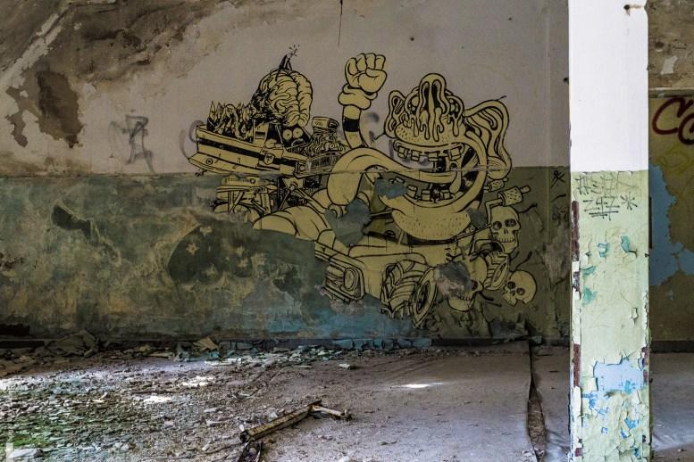 Beelitz-Heilstätten SugarRayBanister 18