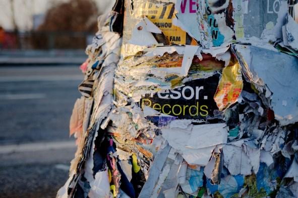 Berlin Impression Januar 2014 #07 - Tresor rip