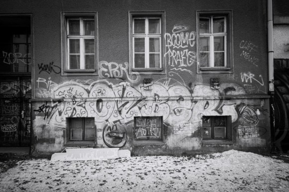 Berlin Impression Januar 2014 #12 - Kastanienallee in Prenzlauer Berg