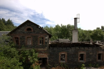 Das verlassene Dorf Oertelsbruch 14 - Sugar Ray Banister