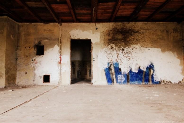 Das verlassene Dorf Oertelsbruch 15 - Sugar Ray Banister