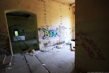Das verlassene Dorf Oertelsbruch 16 - Sugar Ray Banister