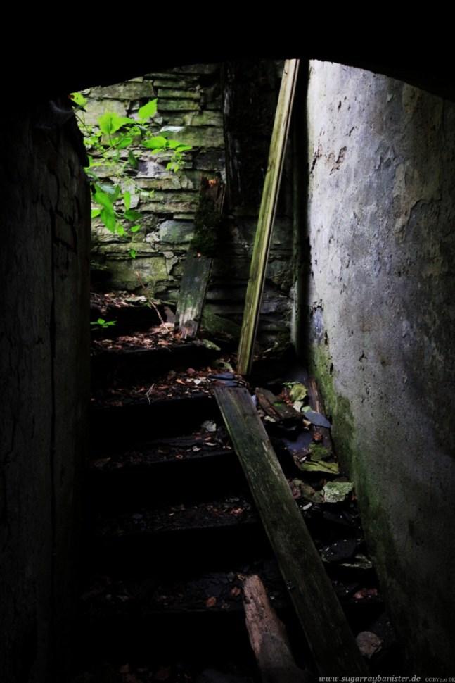 Das verlassene Dorf Oertelsbruch 28 - Sugar Ray Banister