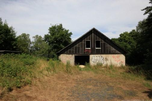 Das verlassene Dorf Oertelsbruch 34 - Sugar Ray Banister