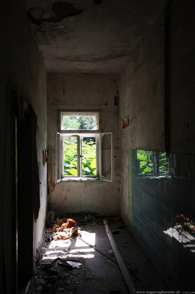 Das verlassene Dorf Oertelsbruch 36 - Sugar Ray Banister