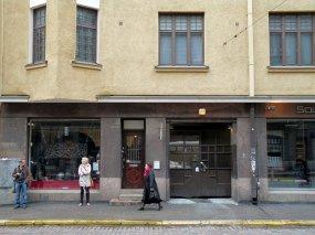 Strassenszene #2 Helsinki Downtown