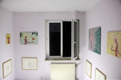 Gastspiel in einem Mietshaus in Fürth #04