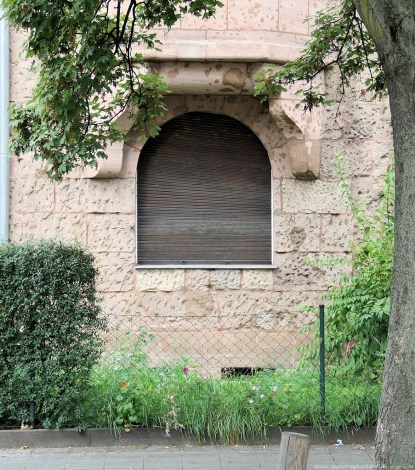 Humboldtstraße - geschlossen (Nürnberg Impressionen #12)