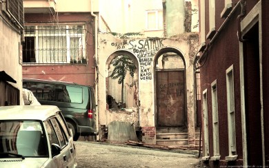 Istanbul Tarlabasi #11