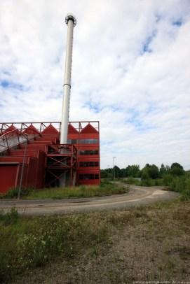Müllverbrennungsanlage Ansbach #01