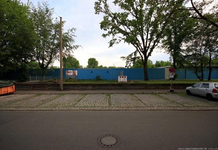 Mural Art Weekend Nürnberg Impressionen #1 - Sugar Ray Banister