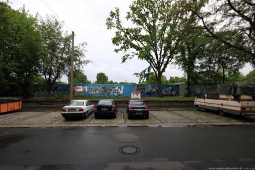 Mural Art Weekend Nürnberg Impressionen #15 - Sugar Ray Banister