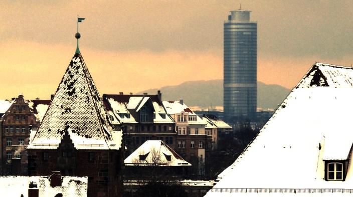 Businesstower (Nürnberg Impressionen #10)