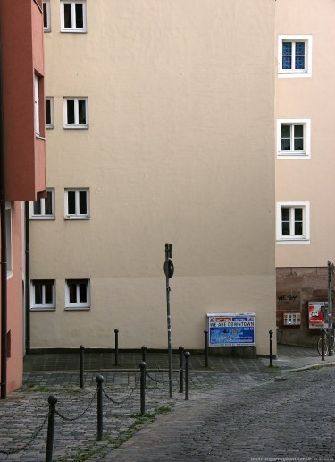 Nürnberg Impressionen #14 - Burgstr