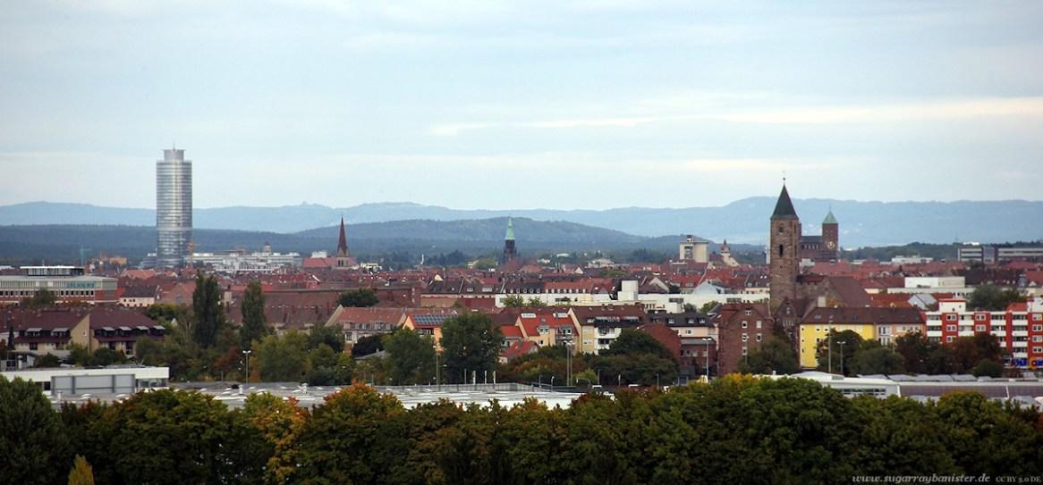 Nürnberg Impressionen #19 - Main-Donau-Kanal #12
