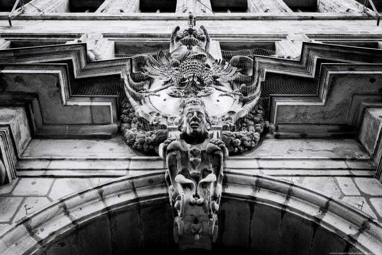 Orte der Renaissance Nürnberg - Rathaus (Wolffscher Bau) 4