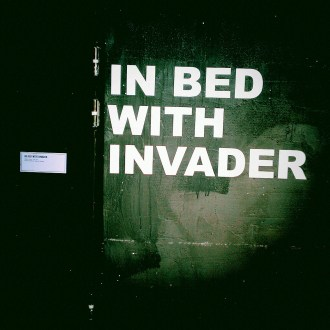 Paris Invasion - in bed with invader