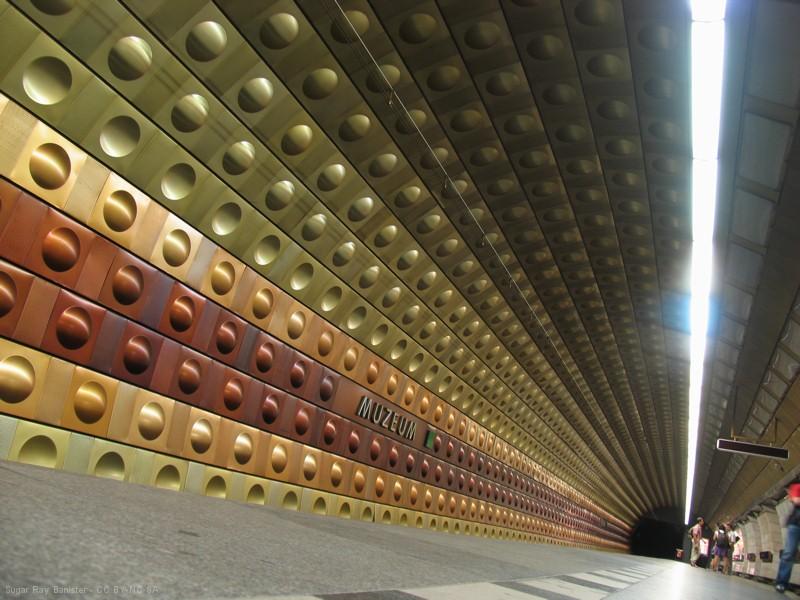 Prag - Subway
