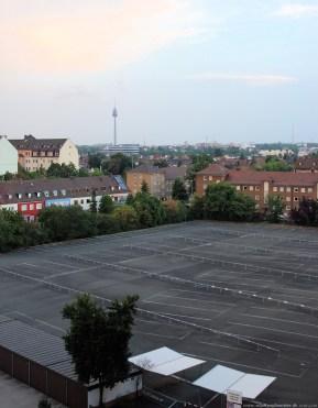 Quelle Nürnberg #20 - Quelle Parkplatz