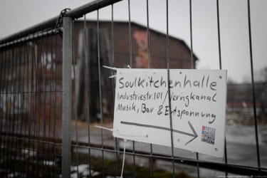 Soul Kitchen Halle