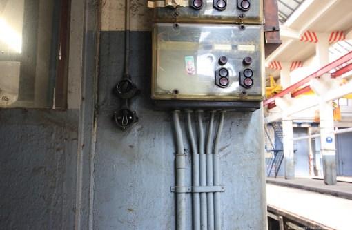 Straßenbahndepot in Nürnberg Muggenhof #17