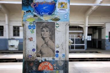 Straßenbahndepot in Nürnberg Muggenhof #6 - Motivationsspritzen
