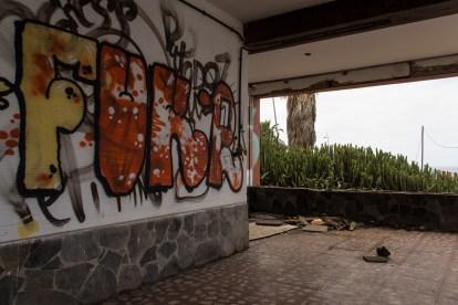 Verlassenes Hotel auf Teneriffa 02