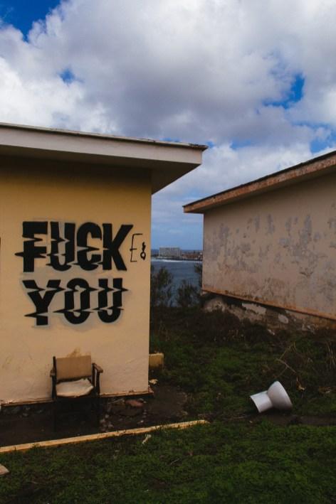Verlassenes Hotel auf Teneriffa 10