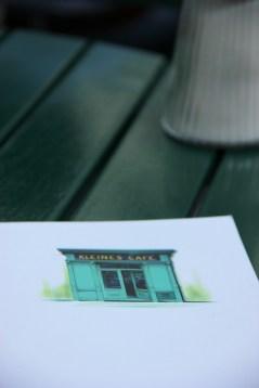 Wien 03 Kleines Café