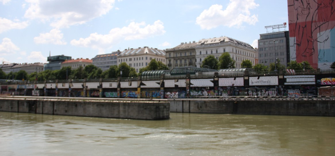 Wien 16 Donaukanal