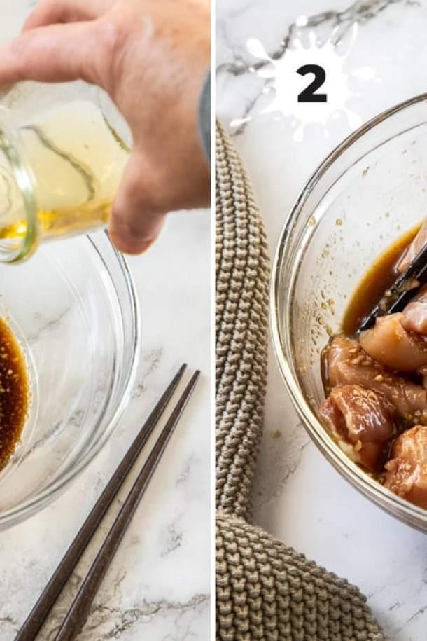 Karaage Chicken (Japanese Fried Chicken) - Super quick to make and bursting with flavour #friedchicken #appetizer