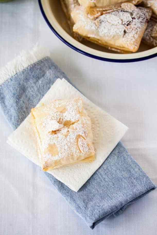 Almond Cherry Hand Pies | Sugar Salt Magic