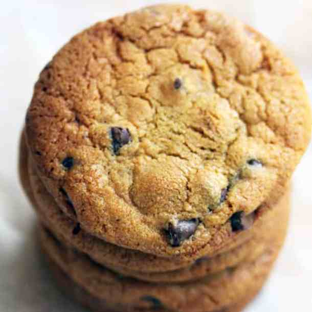 New York Times Choc Chip Cookie