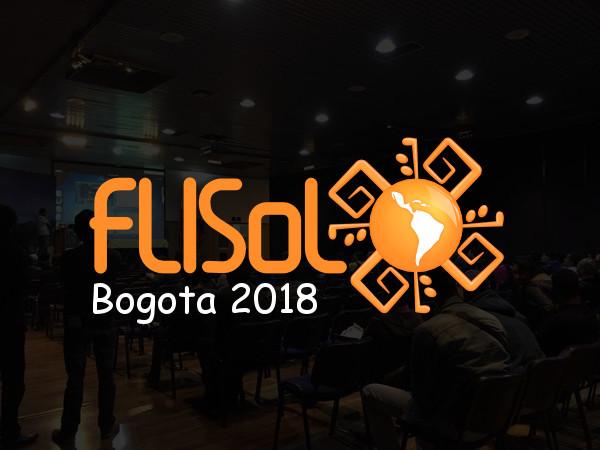 SuGE3K Presente en el #Flisol Bogota 2018