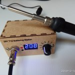 Build Yourself - Hakko T12 Compatible Soldering Iron Station
