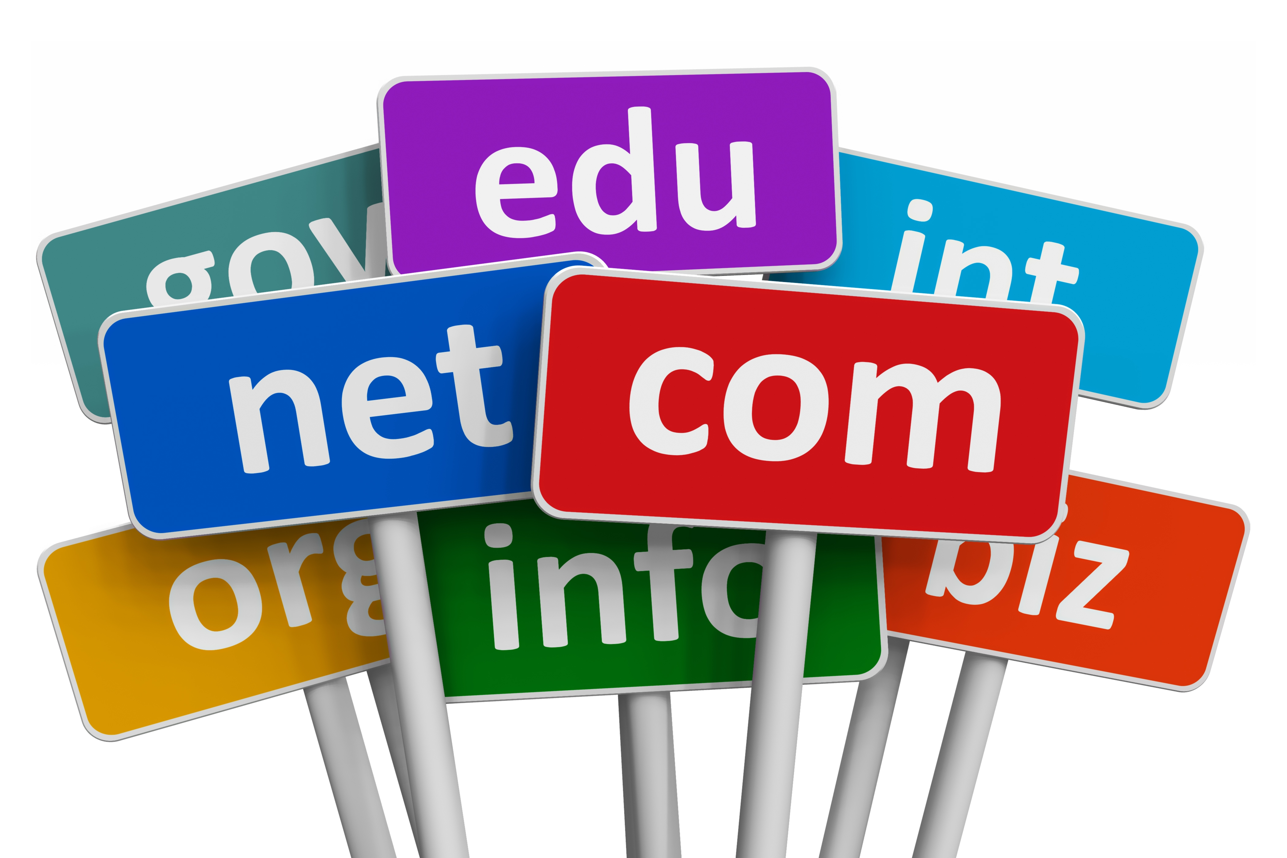 Domain names system