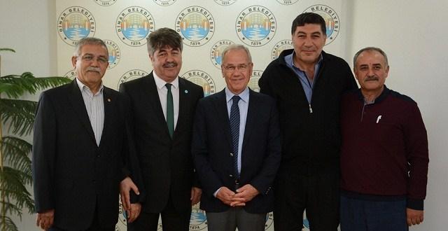 İyi Parti Dinar İlçe Başkanı Raif Öztürk Oldu…
