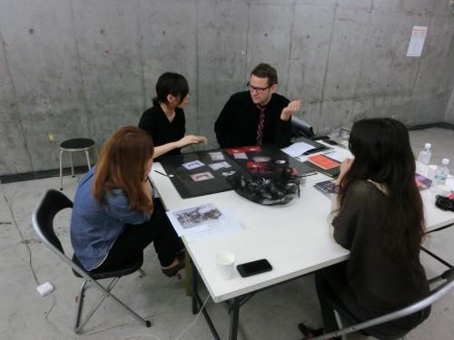 UCA芸術大学インタビュー