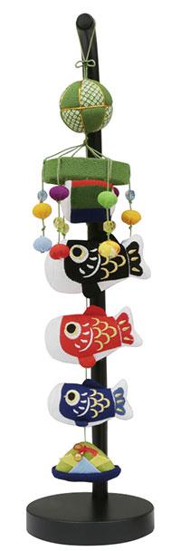 室内鯉飾り(ミニ)かんむり鯉
