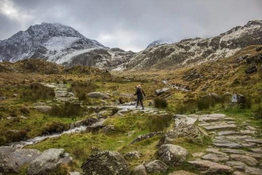 Wales Snowdonia Roadtrip Weekend trip solo female traveller UK