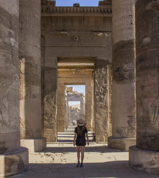 Temple of Kom Ombo - Travel Talk Tours Solo female travel egypt
