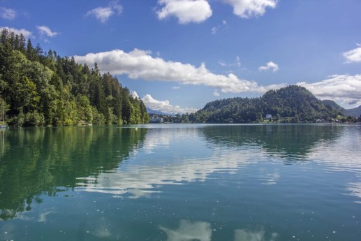 Pilgrimage Church of the Assumption of Maria, Lake Bled, Bled Castle, Slovenia, Solo Female travel, Busabout, Suitcase And I 7